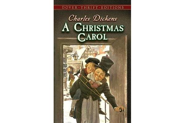 christmas carol charles dickens 306 quotes from a christmas carol: 'there is nothing in the world so irresistibly contagious as laughter and good humor.
