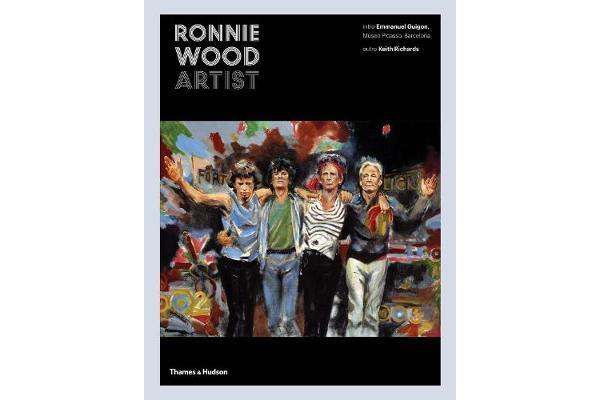 Ronnie Wood - Artist