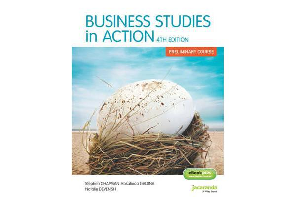 business studies preliminary In preliminary business studies you'll learn the basic principles of how a business operates, including its key functions and management strategy.