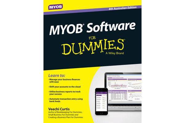 MYOB Software for Dummies 8th Australian Edition