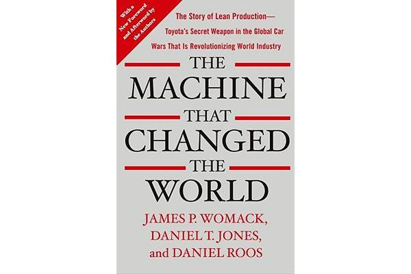 machine that changed the world review Esd83 book review by randy urbance the machine that changed the world by james womack, daniel jones, and daniel roos the machine that changed the world, published in 1991, has been critically and.