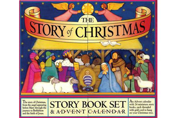 Image of The Story of Christmas Advent Calendar