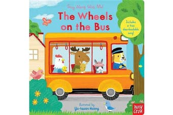 The Wheels on the Bus - Sing Along with Me!
