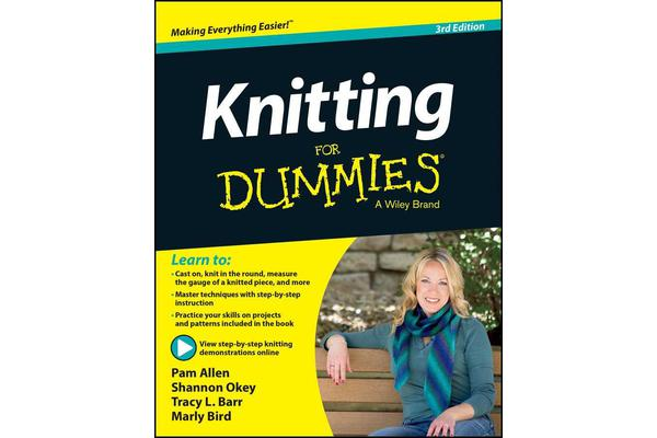 Knitting For Dummies Book : Kogan knitting for dummies compare club