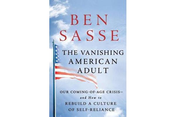 "the vanishing american identity crisis in The vanishing american adult: book discussion with sen  his book, ""the  vanishing american adult: our coming-of-age crisis  constitutional  government in an age of tribalism and identity politics episode 4: disconnected."