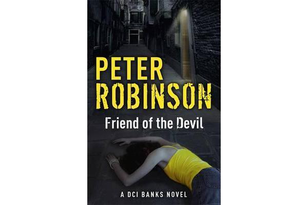 Friend of the Devil - DCI Banks 17
