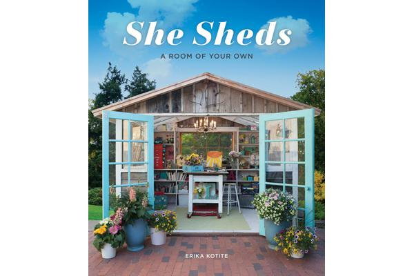 She Sheds - A Room of Your Own