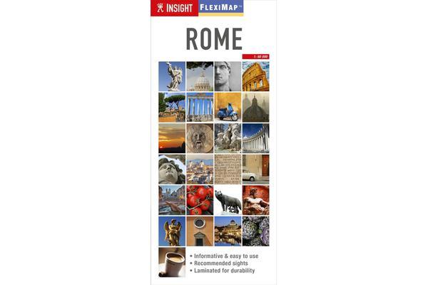 Insight Flexi Map - Rome