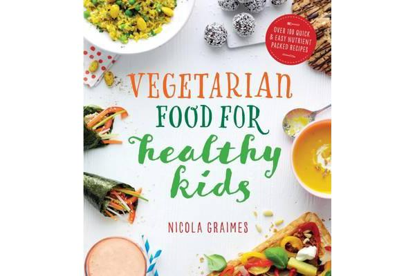 Vegetarian Meals for Healthy Kids