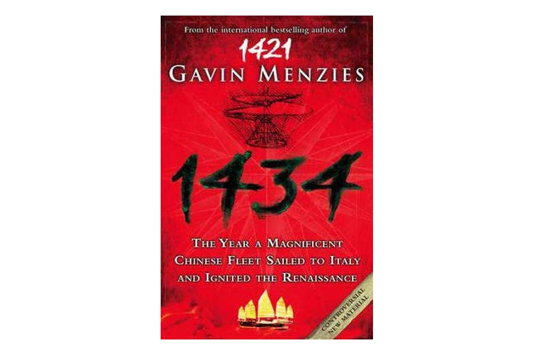 1434 - The Year a Chinese Fleet Sailed to Italy and Ignited the Renaissance