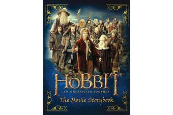 The Hobbit - The Unexpected Journey - Movie Storybook