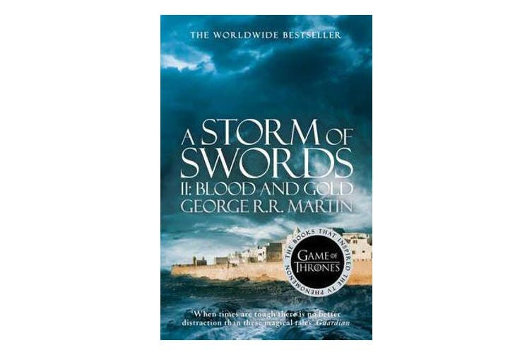 A Storm of Swords - Part 2 Blood and Gold