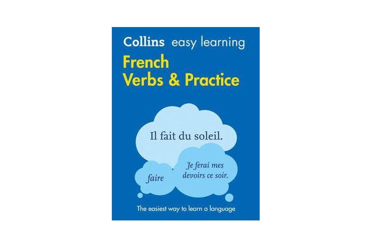 Easy Learning French Verbs and Practice