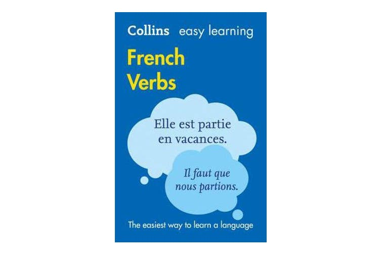 Easy Learning French Verbs