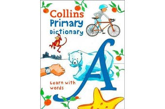 Collins Primary Dictionary - Learn with Words