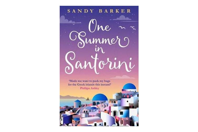 One Summer in Santorini