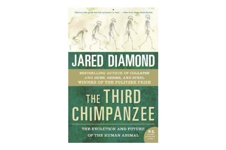 The Third Chimpanzee - The Evolution and Future of the Human Animal