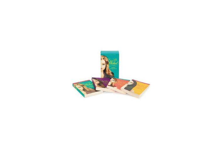 Wicked: A Pretty Little Liars Box Set - Wicked/Killer/Heartless/Wanted