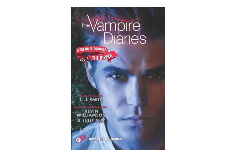 Stefan's Diaries - The Ripper