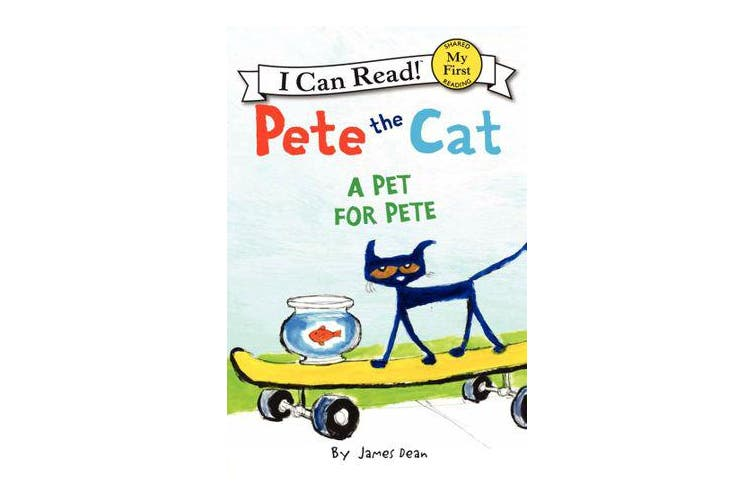 Pete the Cat - A Pet for Pete