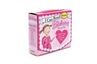 Pinkalicious 12-Book Phonics Fun! - Includes 12 Mini-Books Featuring Short and Long Vowel Sounds