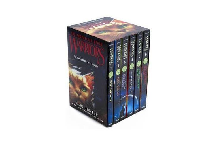 Warriors Box Set - Volumes 1 to 6