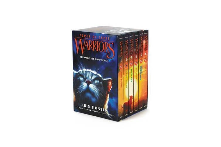 Warriors - Power of Three Box Set: Volumes 1 to 6
