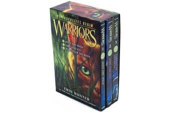 Warriors Box Set - Volumes 1 to 3