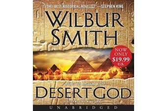 Desert God Unabridged Cd - A Novel Of Ancient Egypt