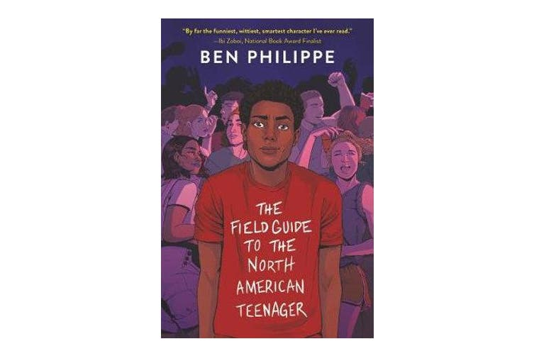 The Field Guide To The North American Teenager Characters