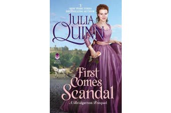 First Comes Scandal - A Bridgertons Prequel