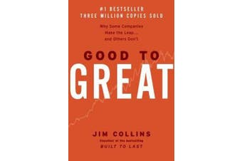 Good to Great - Why Some Companies Make the Leap...and Others Don't