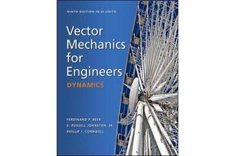 Vector Mechanics for Engineers - Dynamics (SI units)