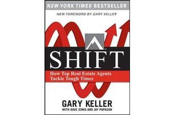 SHIFT - How Top Real Estate Agents Tackle Tough Times (PAPERBACK)