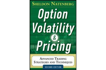 Option Volatility and Pricing - Advanced Trading Strategies and Techniques