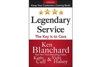 Legendary Service - The Key is to Care