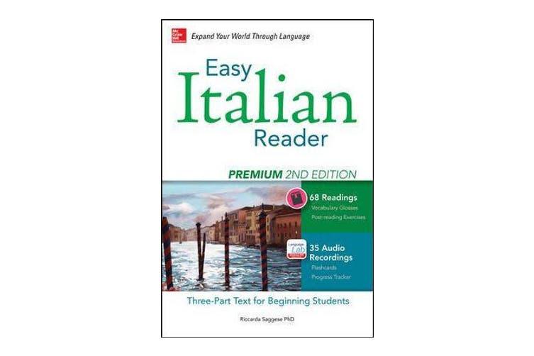Easy Italian Reader, Premium