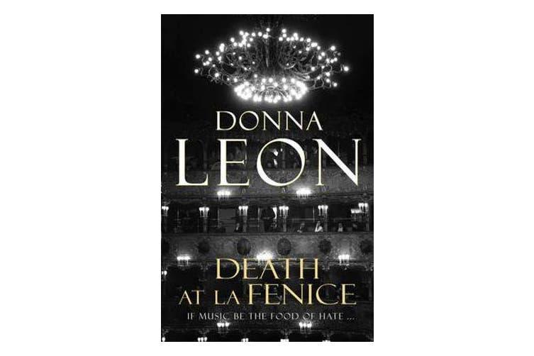 Death at La Fenice - (Brunetti 1)