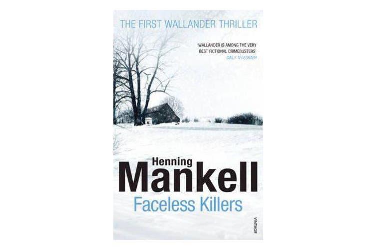 Faceless Killers - Kurt Wallander