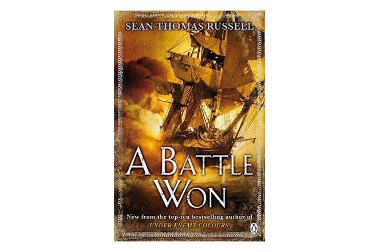 A Battle Won - Charles Hayden Book 2