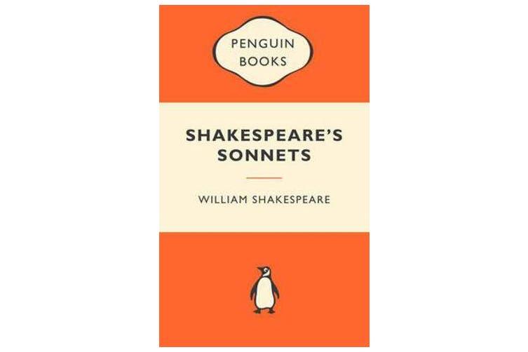 Shakespeare's Sonnets - Popular Penguins