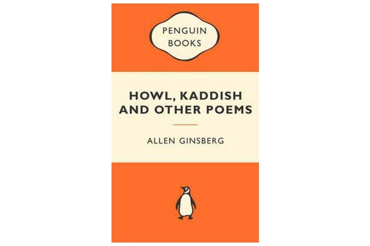 Howl, Kaddish & Other Poems - Popular Penguins