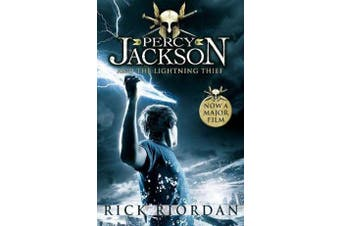 Percy Jackson and the Lightning Thief - Film Tie-in (Book 1 of Percy Jackson)
