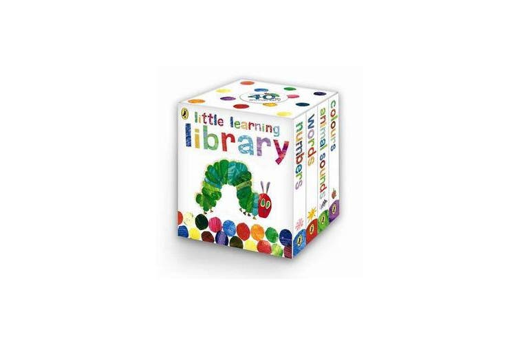 The Very Hungry Caterpillar - Little Learning Library