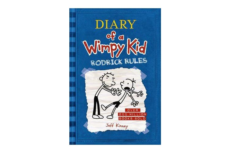 Rodrick Rules - Diary of a Wimpy Kid (BK2)