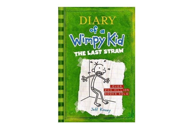 The Last Straw - Diary of a Wimpy Kid (BK3)
