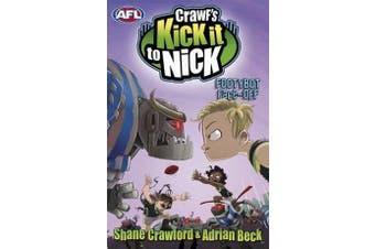 Crawf's Kick It To Nick - Footybot Face-Off