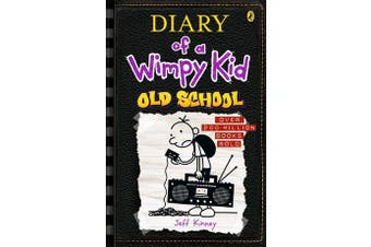 Old School - Diary of a Wimpy Kid (BK10)