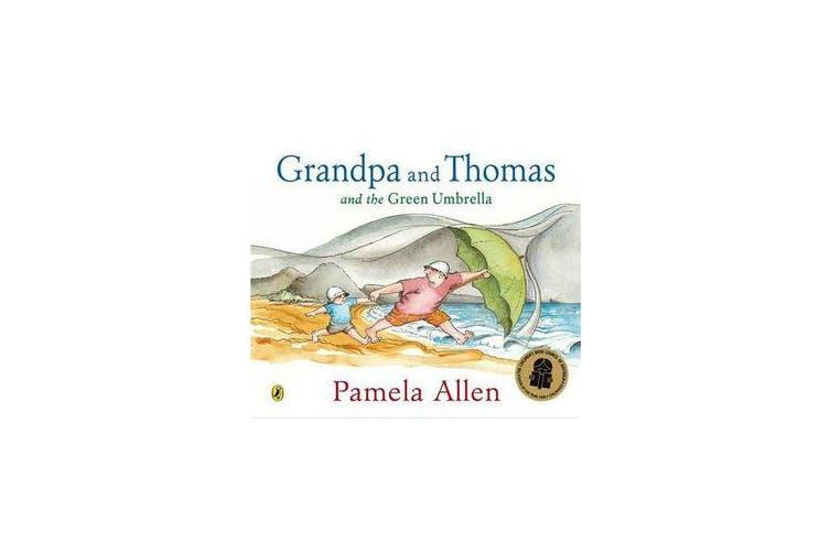 Grandpa and Thomas and the Green Umbrella
