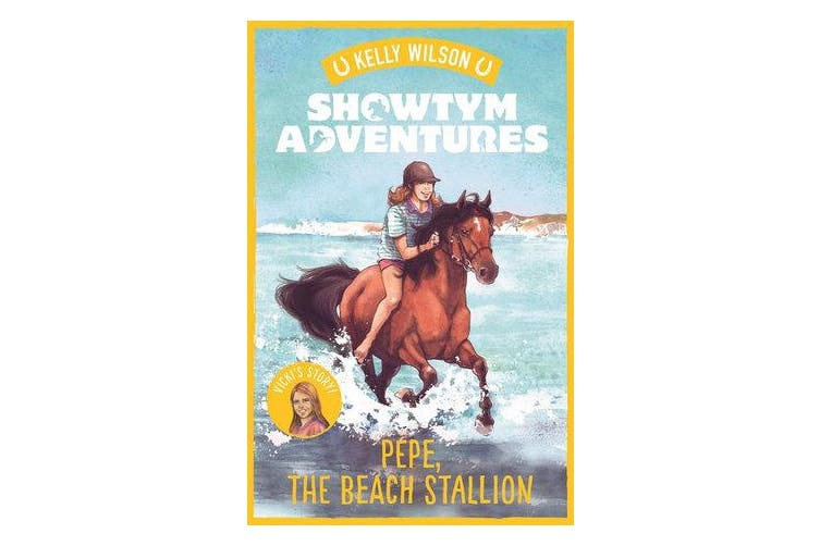 Showtym Adventures 6 - Pepe, the Beach Stallion